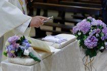Celebrazione del rito del matrimonio - Foto Marcello Melis in stile reportage