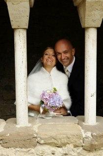 Foto degli sposi - foto di Marcello Melis in stile classico