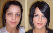 Trucco sposa prima e dopo - Marianna Zambenedetti Make Up Artist