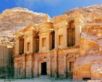 Viaggio di nozze a Petra in Giordania