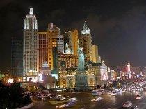 Viaggio di nozze a Las Vegas