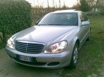 Mercedes per il matrimonio