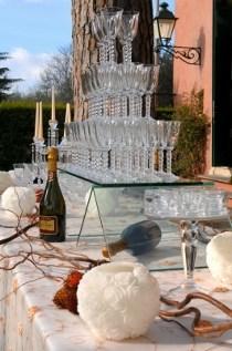 Catering di matrimonio realizzato da Masolino Creative Banqueting