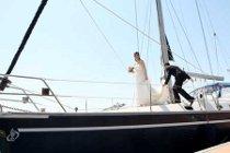 Barca per gli sposi
