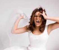 La sindrome di Bridezilla