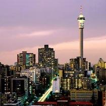 Viaggio di nozze a Johannesburg