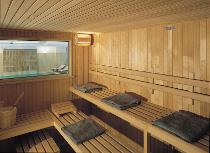 Sauna al St. Peter's SPA per gli sposi