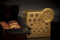 Bomboniera per il matrimonio con macarons di Boutique Ladurée