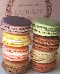 Macarons vari gusti per le bomboniere di matrimonio - Boutique Ladurée