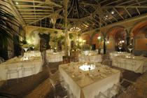Tavoli luminosi per il matrimonio curato da ELE light