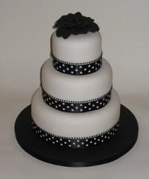Audrey Wedding Cake creata da Torte d'Autore