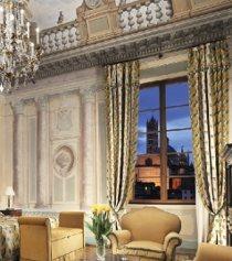 Matrimonio al Grand Hotel Continental al centro di Siena