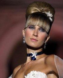 Make up e acconciatura per la sposa glamour