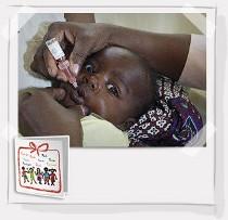Cartolina salva-vita vaccino - Save the Children