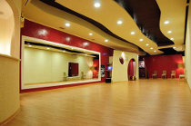 Sala della Scuola di ballo