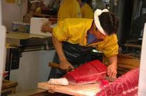 Mercato del pesce a Tokio