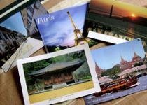 Cartoline da spedire agli sposi