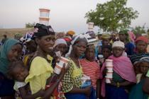 Progetto malnutrizione Medici Senza Frontiere