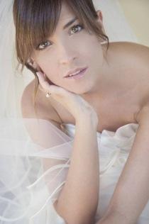 Labbra sui toni del rosa bambola per il make up sposa realizzato da Wedding Makeup Studio