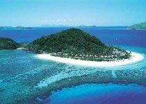 L'Atollo di Matamanoa per il viaggio di nozze