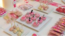 Fashion Style per il tavolo dei dolci