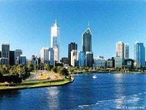 Perth, capitale del Western Australia, per il viaggio di nozze