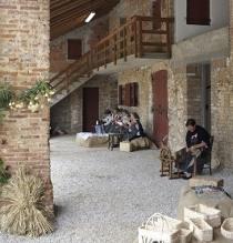 Messa in scena di vecchi lavori a Villa Emo