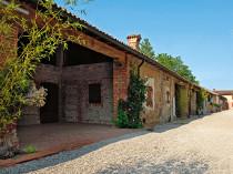 Rustici porticati di Villa Emo per allestire un matrimonio country