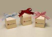 Scatoline porta confetti Save the Children