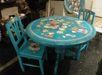Tavolo della confettata decorato da Decoration 2000