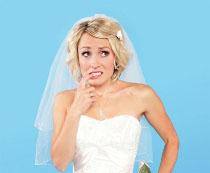 Sposa indecisa nella scelta di affidarsi ad un Wedding Planner