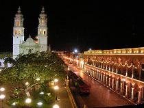 Visita alla città di Campeche organizzata da Le Monde Viaggi