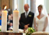 Foto della cerimonia di matrimonio scattata da Photostudio DM