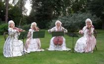 Intrattenimento con musiciste in abiti del '700 - Lista Nozze Musicale