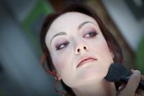 Make up dai toni accesi realizzato da Ufficio Stile di Ilaria Dall'Oco