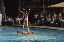 Animazione per il matrimonio: spettacolo di nuoto sincronizzato - Le Cirque de l'eau