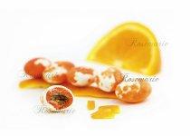 Confetti all'arancia e cioccolato