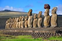 Visita ai Moai dell'Isola di Pasqua