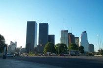 Visita a Buenos Aires durante il viaggio di nozze
