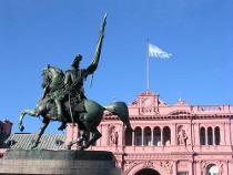 Visita alla Casa Rosada di Buenos Aires