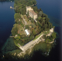 Isola del Garda a Brescia