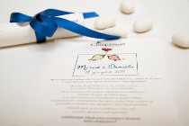 Pergamena con disegno personalizzato - Compassion Italia Onlus