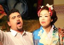 Spettacolo di Opera lirica durante un matrimonio - Villa InCanto