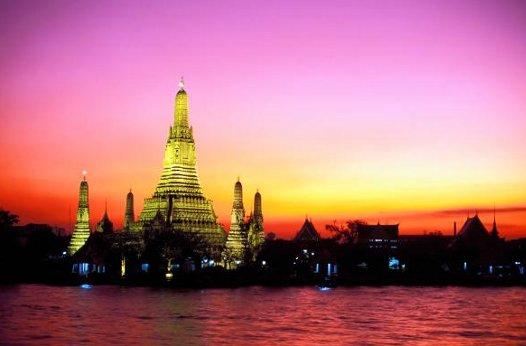 Viaggio di nozze a Bangkok