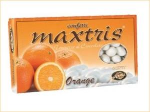 Confetti Maxtris gusto arancia al cioccolato - 1 kg € 13,60