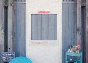 Pannello per Photo Booth - € 89,60