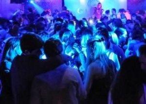 Addio al nubilato in discoteca - Foto di Franco Galantino DJ