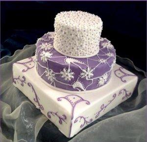 Torte Di Cake Design Roma : Foto di torte nuziali - LeMieNozze.it