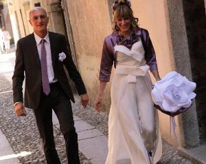 Bouquet oversize realizzato con fiori di carta - Daniela Paper Wedding and...more
