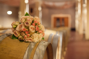 Bouquet di delicate rose per la sposa - Divinamente Eventi